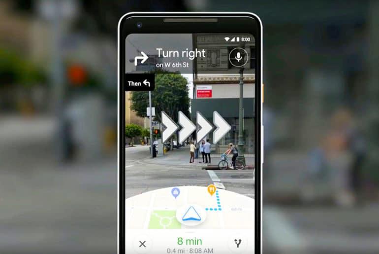 Google-Maps-AR