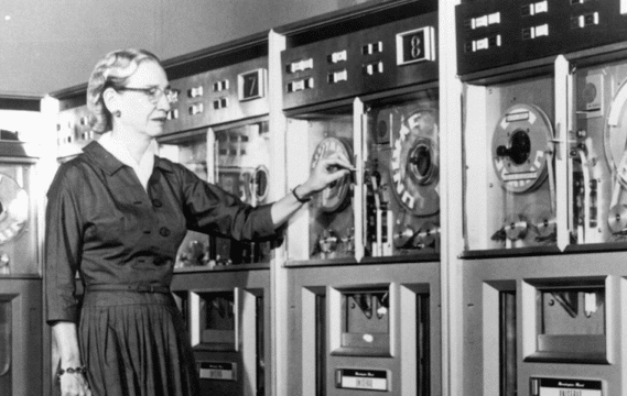 Grace Hopper et les femmes qui ont changé l'informatique