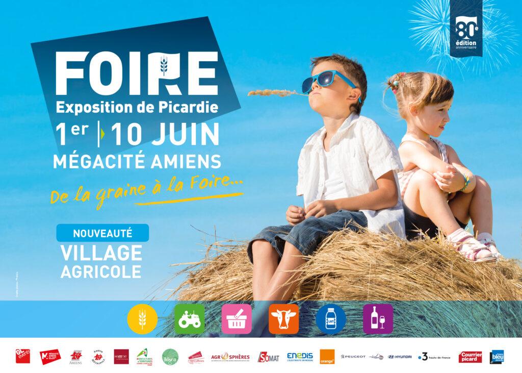 Foire Exposition de Picardie - Agence Lapostolle