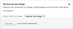Recherche Google Images